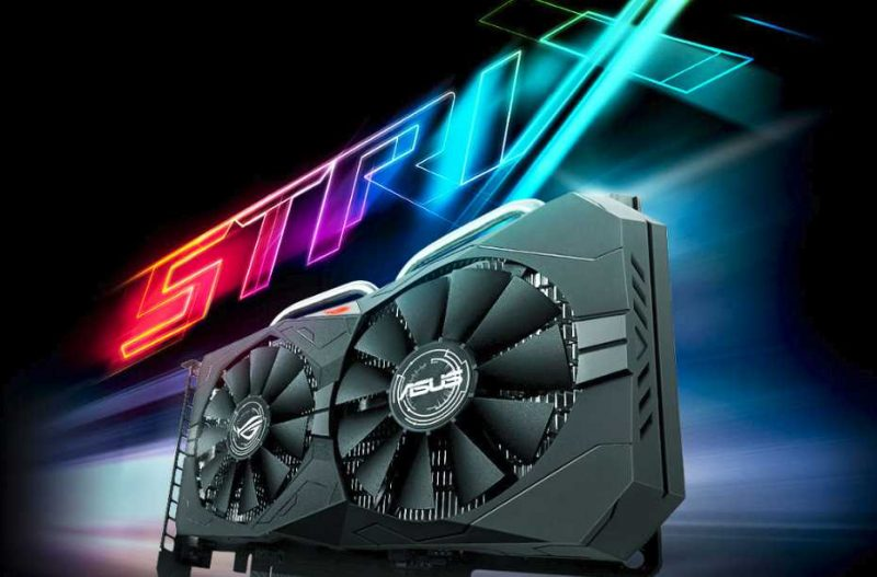 ASUS STRIX AMD RX560 Graphics Card Review