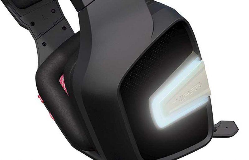 Patriot Viper V370 Stereo Gaming Headset Review