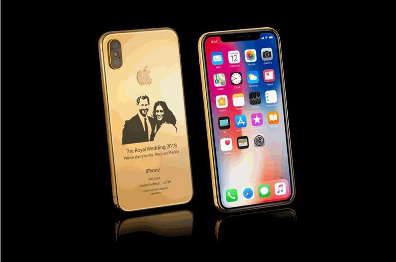 apple iphone royal wedding
