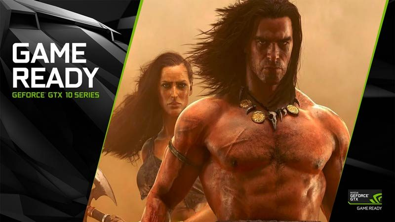 NVIDIA Rolls Out 397.64 GameReady Drivers for Conan Exiles