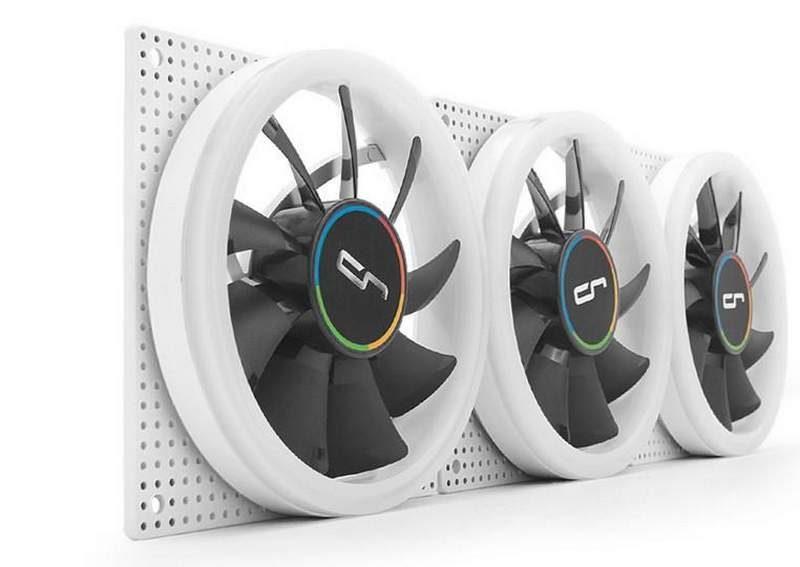Cryorig Reveals the H7 Ultra RGB Cooler with Crona RGB Fan