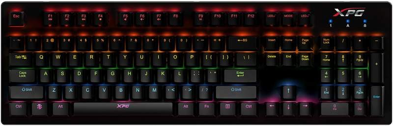 ADATA Launches XPG INFAREX K20 Gaming Keyboard
