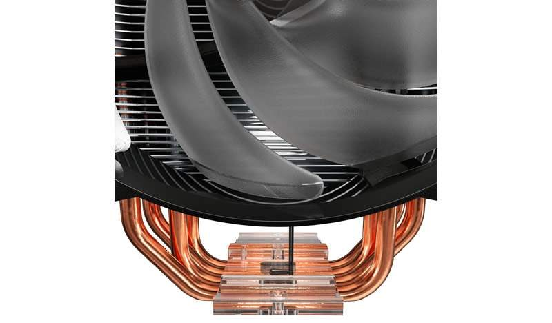 Cooler Master MA410M RGB CPU Cooler Now Available