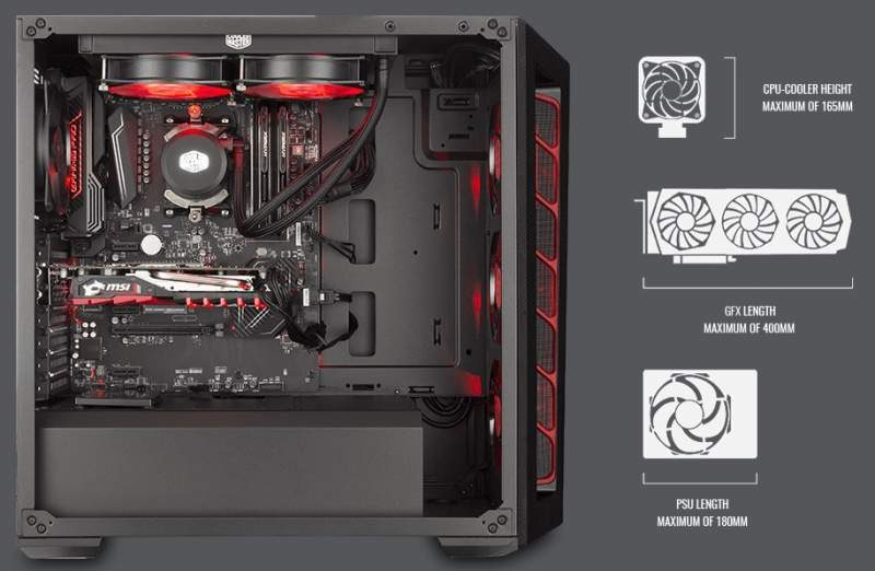Cooler Master Introduces the MasterBox MB510L Chassis