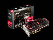 MSI Introduces Radeon RX MECH 2 Series Graphics Cards