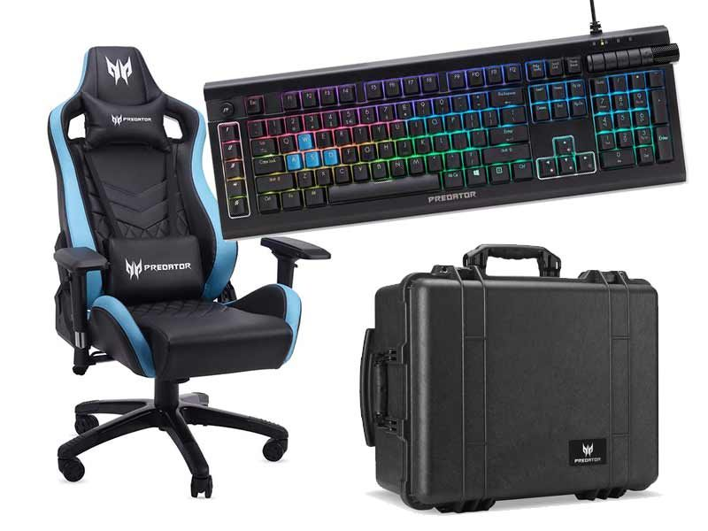 Acer Expands Predator Brand With Peripherals and Gadgets