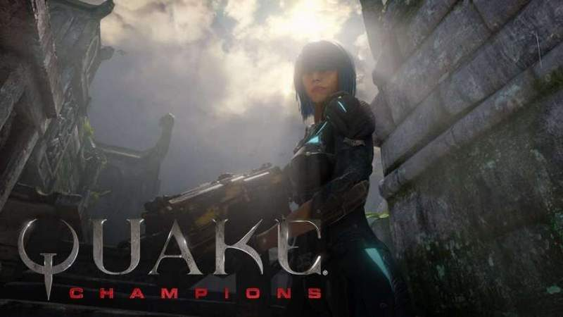 Quake Champions Finally Adding Bots to Play Against