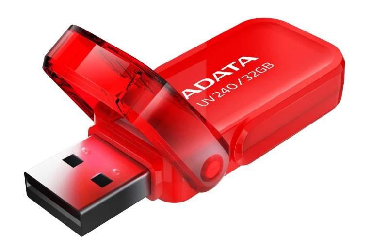 ADATA Introduces the UV240 USB Flash Drive