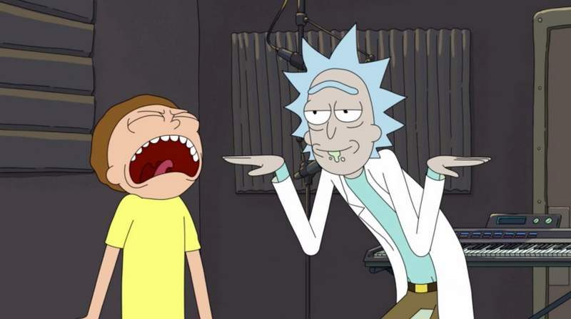 Adult Swim Renews Rick and Morty for 70 More Episodes