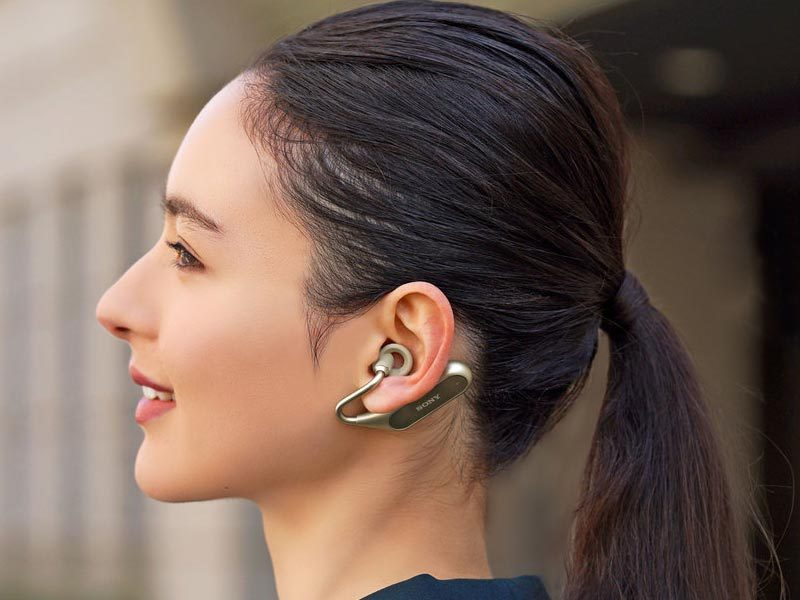 """Sony Xperia Ear Duo Wireless """"Open-Ear"""" Buds Arriving May 25"""
