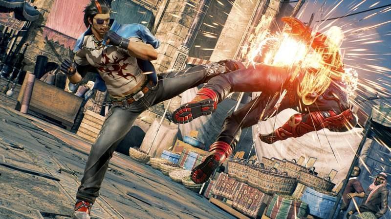 Tekken 7 Celebrates First Anniversary With Loads of Free DLC