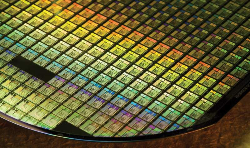 TSMC Announces Wafer-on-Wafer 3D Stacking Technology