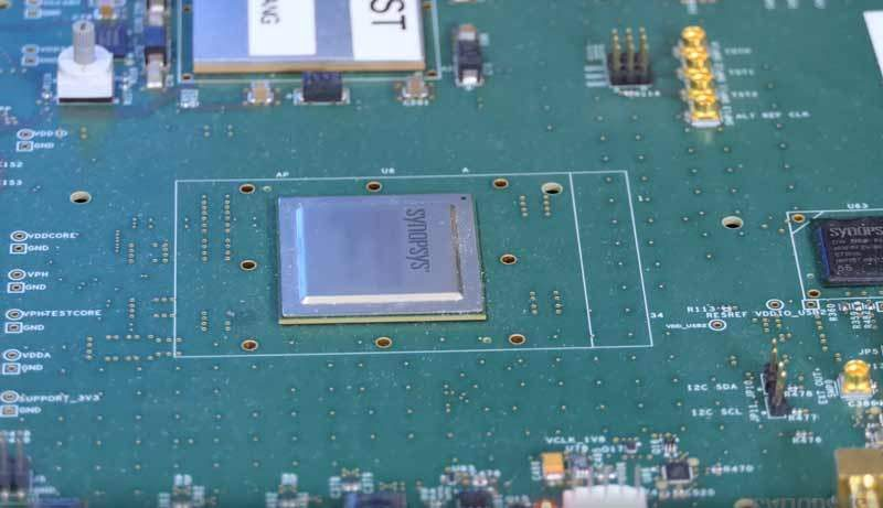 Synopsys Demonstrates USB 3.2 with 20Gbps Speeds