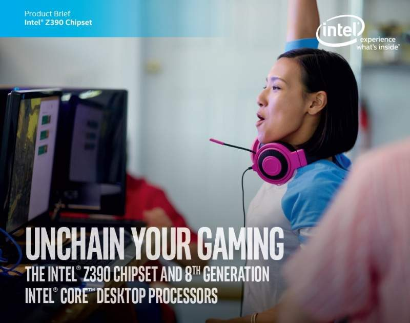Intel Officially Details Z390 Chipset Product Information