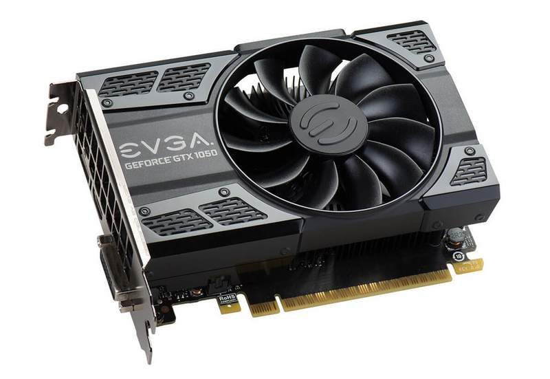 EVGA GeForce GTX 1050 3GB Video Cards Now Available