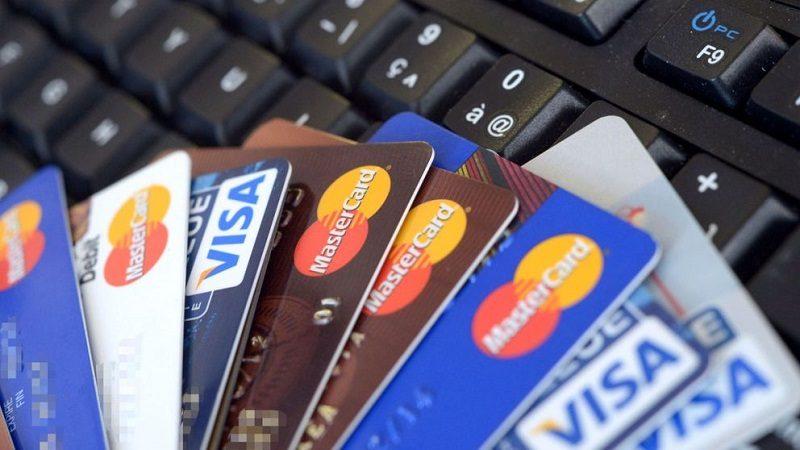 debit card credit card cash payment money