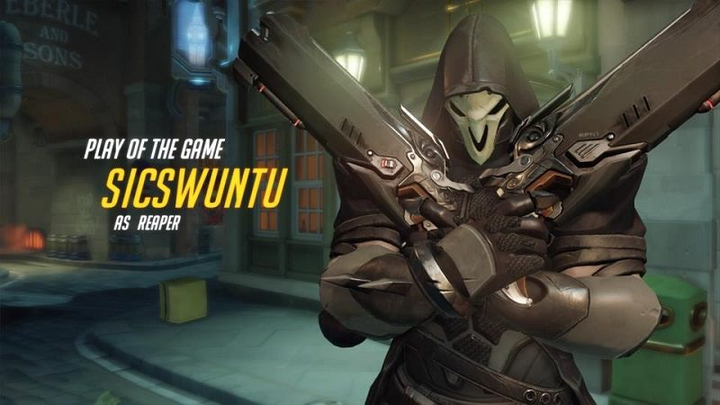 blizzard overwatch play of the game potg