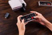 8bitdo Announces Wireless Controllers for NES Classic Edition