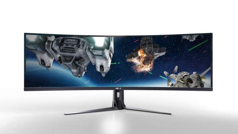 ASUS VG49 49 inches Super Ultra Wide Gaming Monitor 2