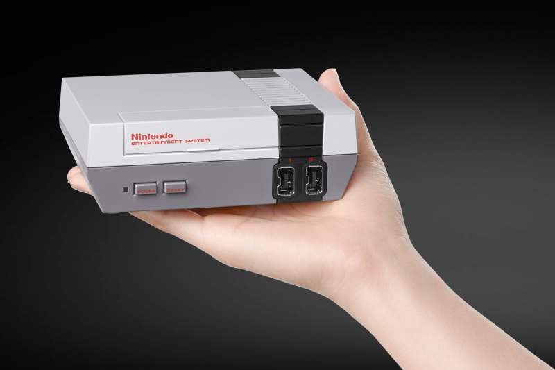Nintendo NES Classic is Back in Retail Stores Once Again