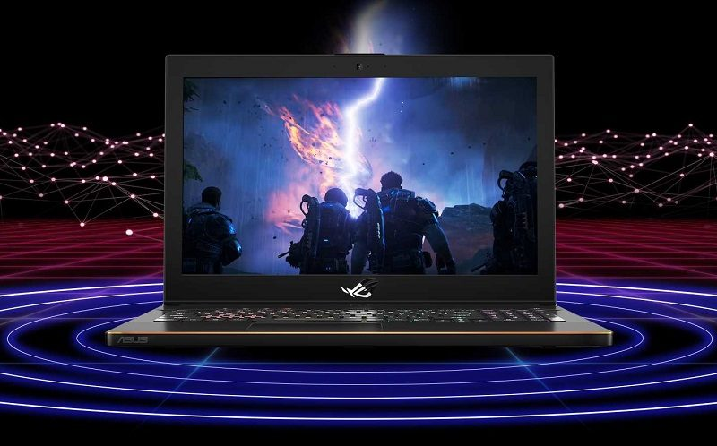 ASUS ROG Zephyus M GM501GS Gaming Laptop Review