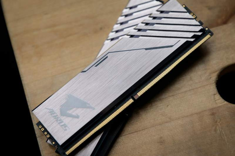 Gigabyte Enters the PC Memory Market with AORUS RGB DDR4