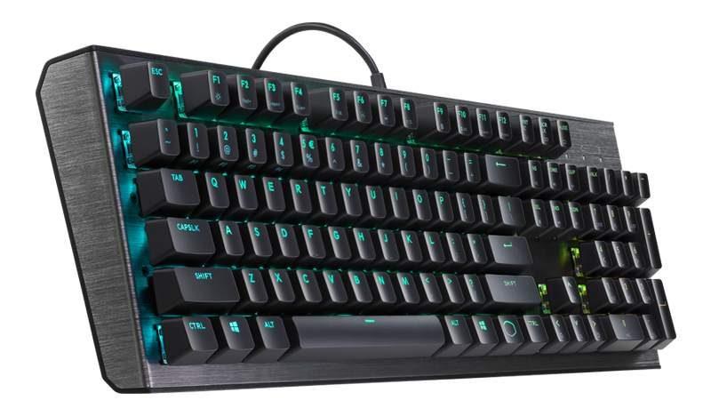 Cooler Master Launching Gateron-Switch Gaming Keyboards