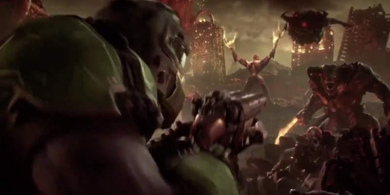 Bethesda Announces 'Doom Eternal' – Doom Reboot Sequel