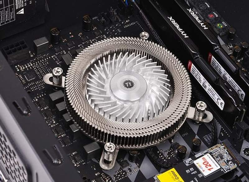 Thermaltake Introduces the Engine 17 Low-Profile CPU Cooler