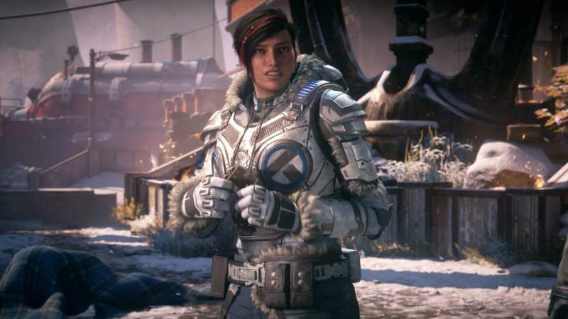 Gears 5 is 'Built From the Ground up for PC' Says Studio Head