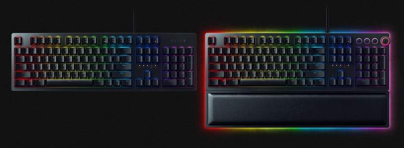 Razer Huntsman Elite Opto-Mechanical Keyboard Now Available