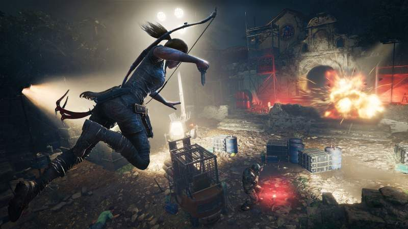 Watch the First 'Shadow of The Tomb Raider' Gameplay Trailer