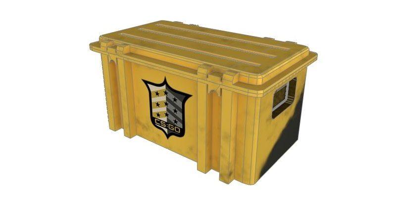 CS:Go cs go loot box
