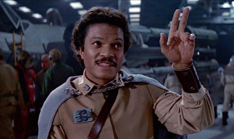 Lando Calrissian Star Wars