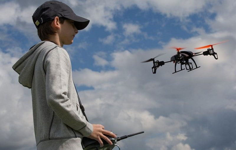 kids children drone drones