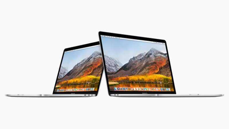 Apple Launches 2018 Refreshed MacBook Pro Notebook Line