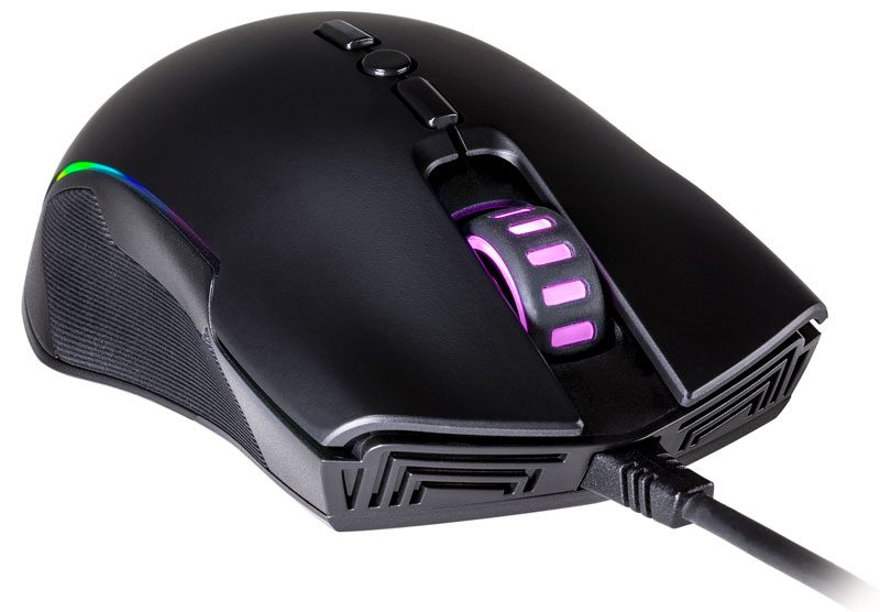 Cooler Master Release CM310 Ambidextrous Gaming Mouse
