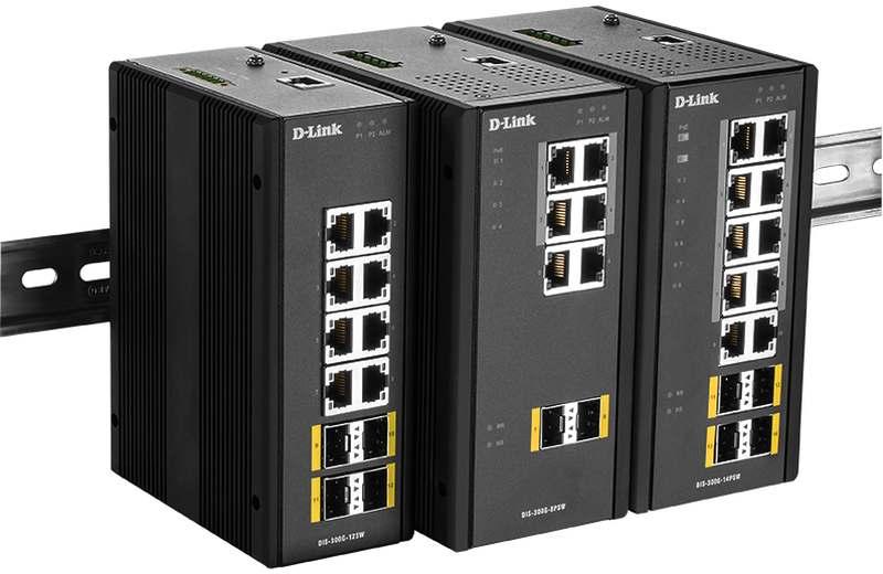 D-Link DIS-300G 12SW 8PSW 14PSW