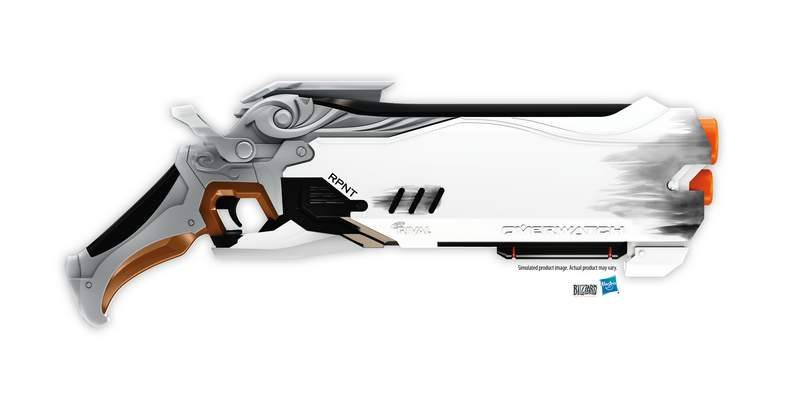 Blizzard is Releasing a Nerf Gun Replica of Reaper's Shotgun