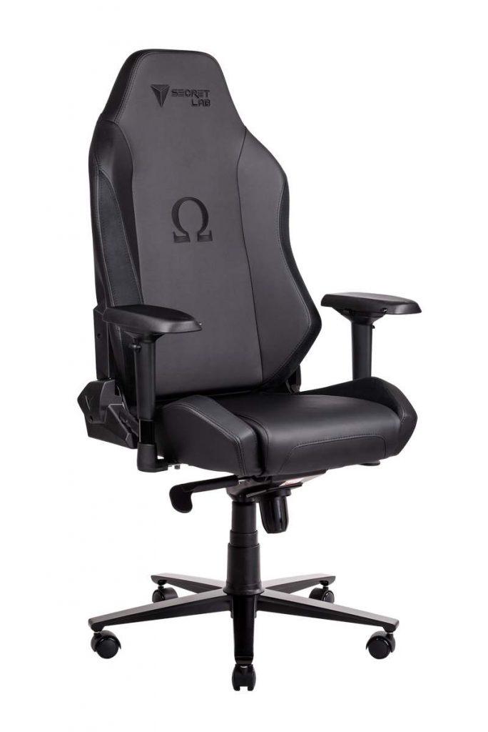 SecretLab Unveils All-Black Edition for Omega and Titan Series