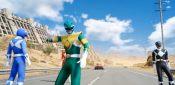 final fantasy xv power rangers mod