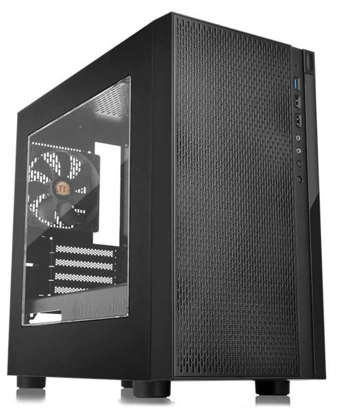 Thermaltake Versa H18 Micro-ATX Chassis Review