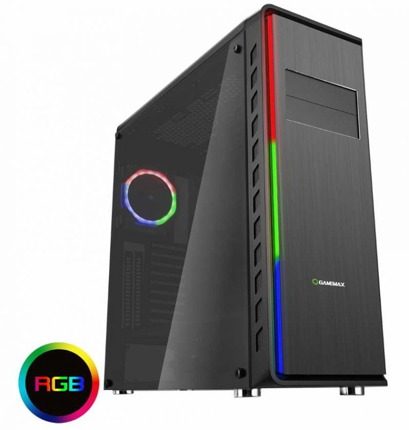 GameMax Precision E-ATX Full-Tower Chassis Review