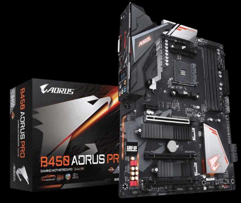 AORUS B450 Pro Gaming Motherboard Review