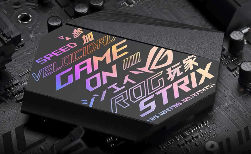 ASUS ROG STRIX B450-F Gaming Motherboard Review