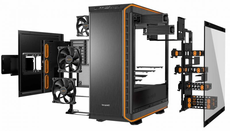 be quiet! Dark Base Pro 900 Rev 2 Full-Tower Chassis Review