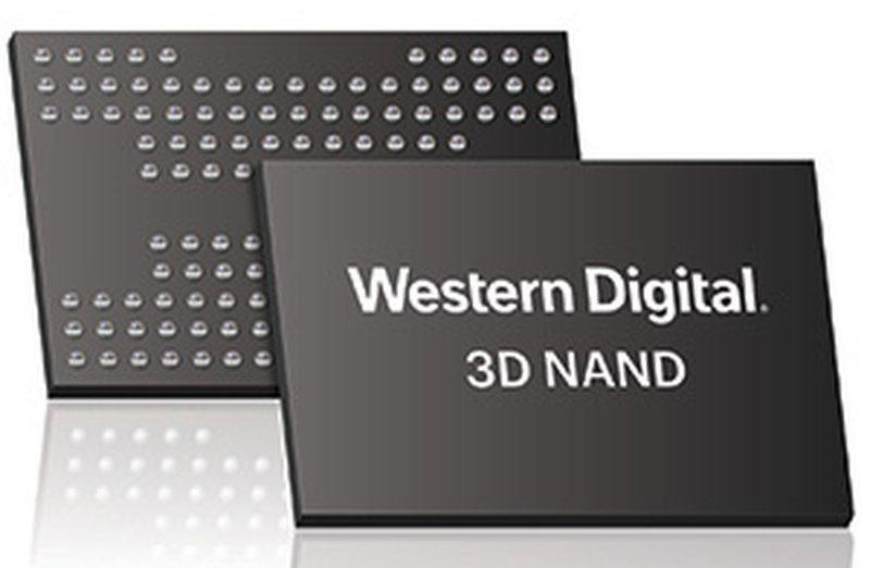 Western Digital 96 layer 3D NAND