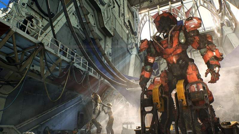 BioWare Releases 20-Minute Gameplay Footage for Anthem