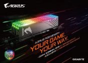 AORUS RGB RAM Comes With Two Extra RGB Demo Modules