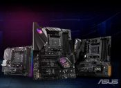 ASUS B450 Chipset Motherboards Now Available in the UK